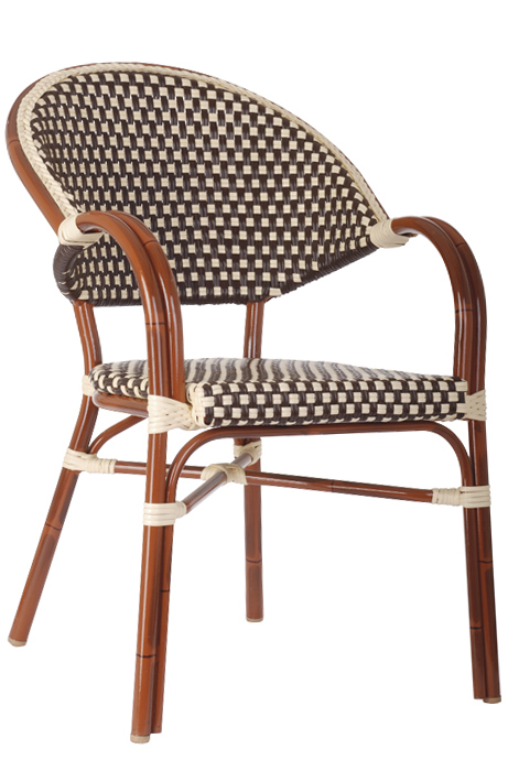 French Cafe Bistro Rattan Chairs Parisian Chairs